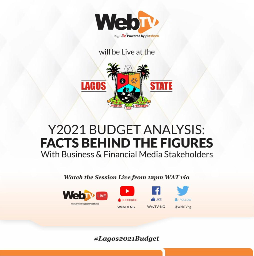 Y2021 Budget Analysis. Facts Behind the Figures with Business and Financial Stakeholders